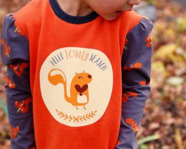 lovely season – Elli das Eichhörnchen